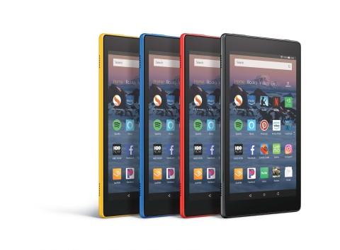 4 fire hd tablets