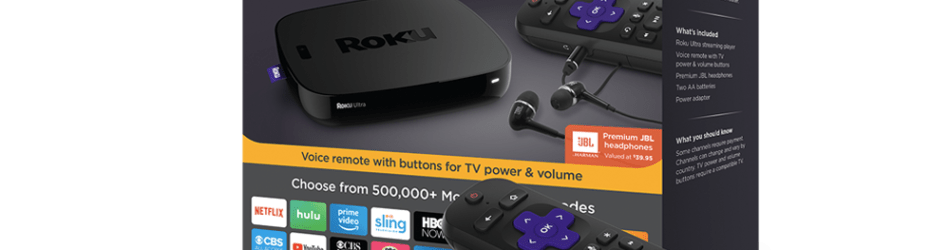 EXPIRED: The Roku Ultra is On Sale For Just $69 (Lowest Price Since