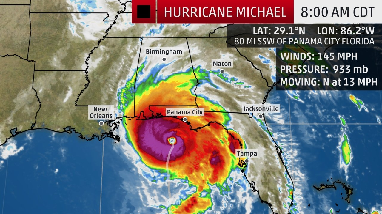 The Weather Channels Coverage of Hurricane Michael is Now ... on hurricane rain map, hurricane tim, hurricane center loop, hurricane route map, hurricane isaac, hurricane global warming, hurricane symbol, hurricane tornado, hurricane productivity map, historical hurricane map, hurricane radar, hurricane arthur map, hurricane drawing, curacao caribbean sea map, hurricane charley, hurricane forecast map, hurricane hd, hurricane shit, hurricane hotspots map,
