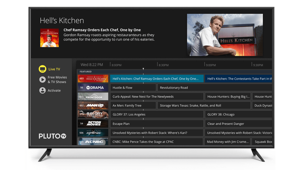 Pluto TV is Launching 3 New Channels Today - Cord Cutters News