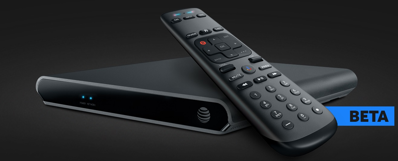 At T Is Sending Directv Now S Streaming Player Beta Testers An