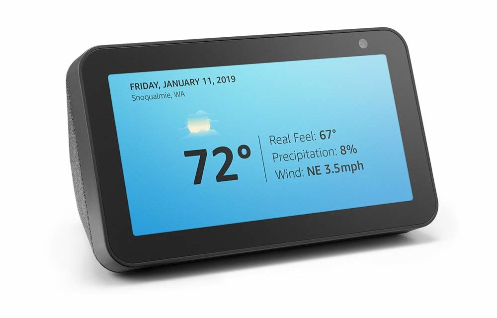 Amazon announces Echo Show 5 smart display for $90