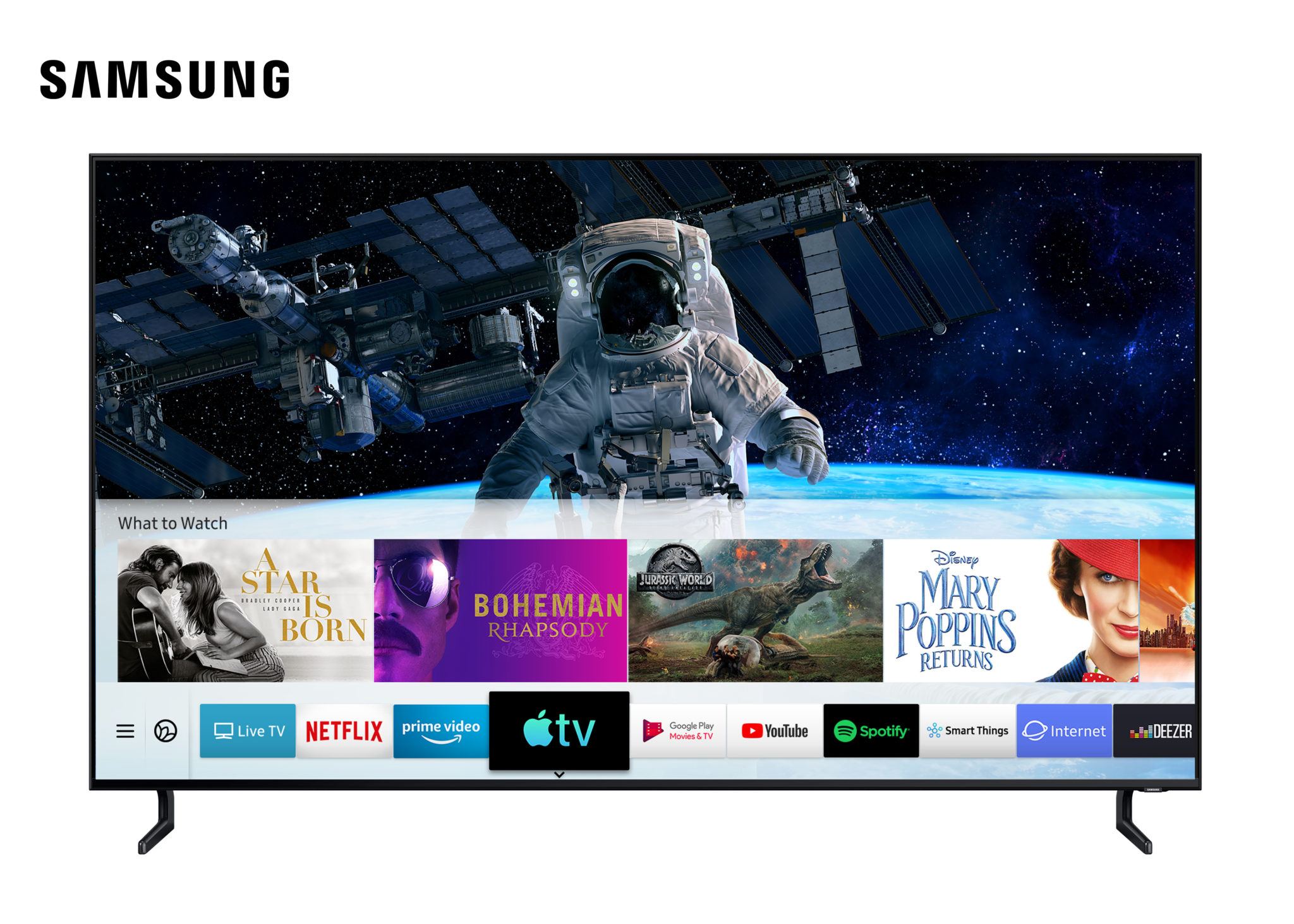 The New Apple TV App & AirPlay 2 Are Coming to Samsung Smart