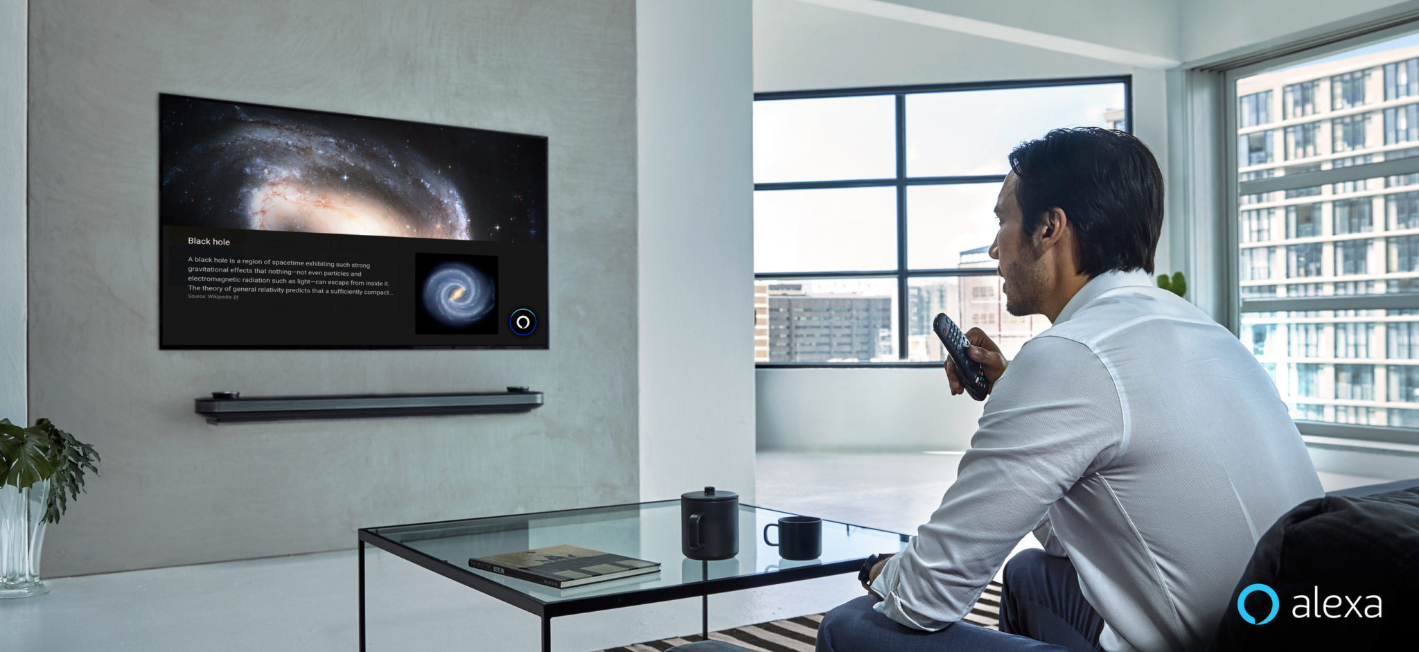 Amazon Alexa Is Being Added to Some LG Smart TVs - Cord