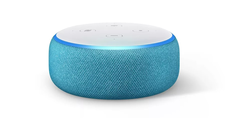 Amazon Launches New Echo Dot for Kids