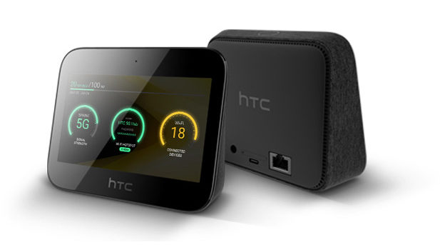 Sprint Has a New 5G Home Internet Hub From HTC - Cord