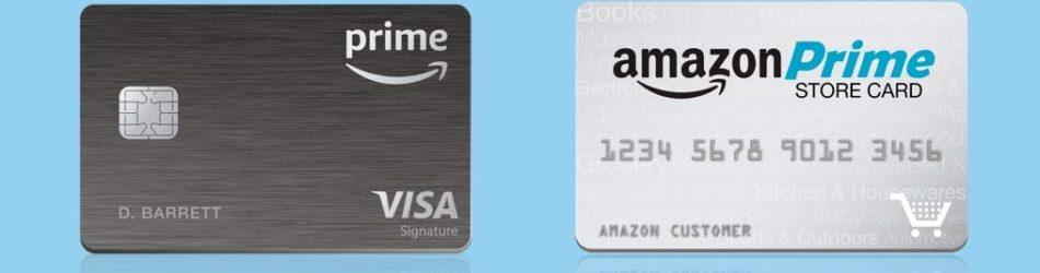 Amazon Prime Credit Card