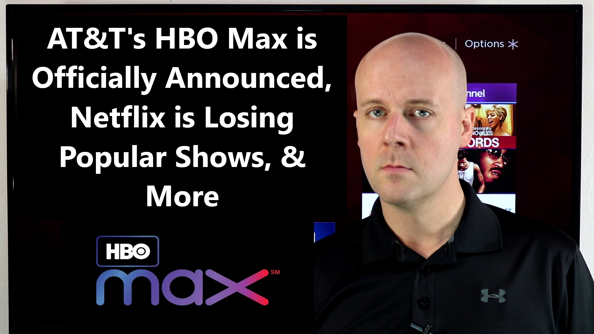 HBO Max is WarnerMedia's Netflix-competitor