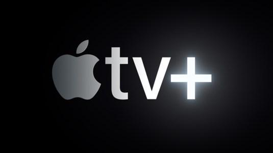 Apple TV + Logo