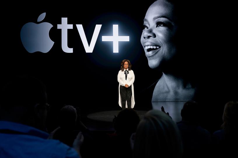 apple oprah