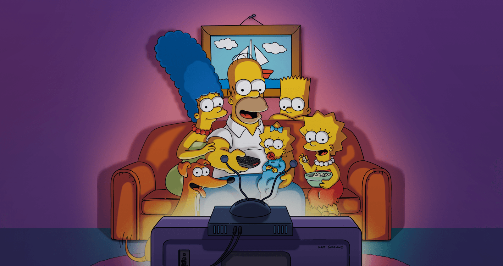 Danny Elfman: 'The Simpsons' is coming to an end