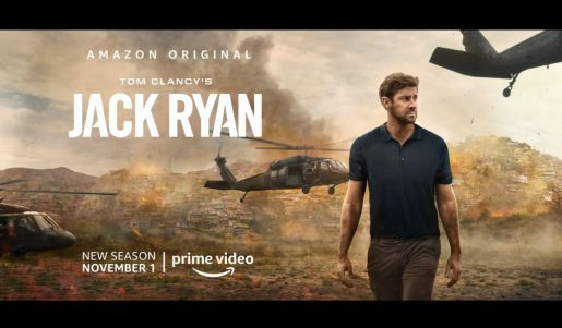 Jack Ryan Season 2 Nov 1