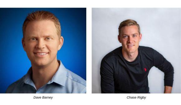 Barney and Rigby Headshots