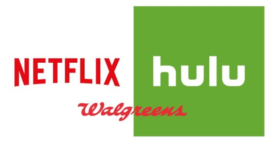 Netflix Hulu Walgreens