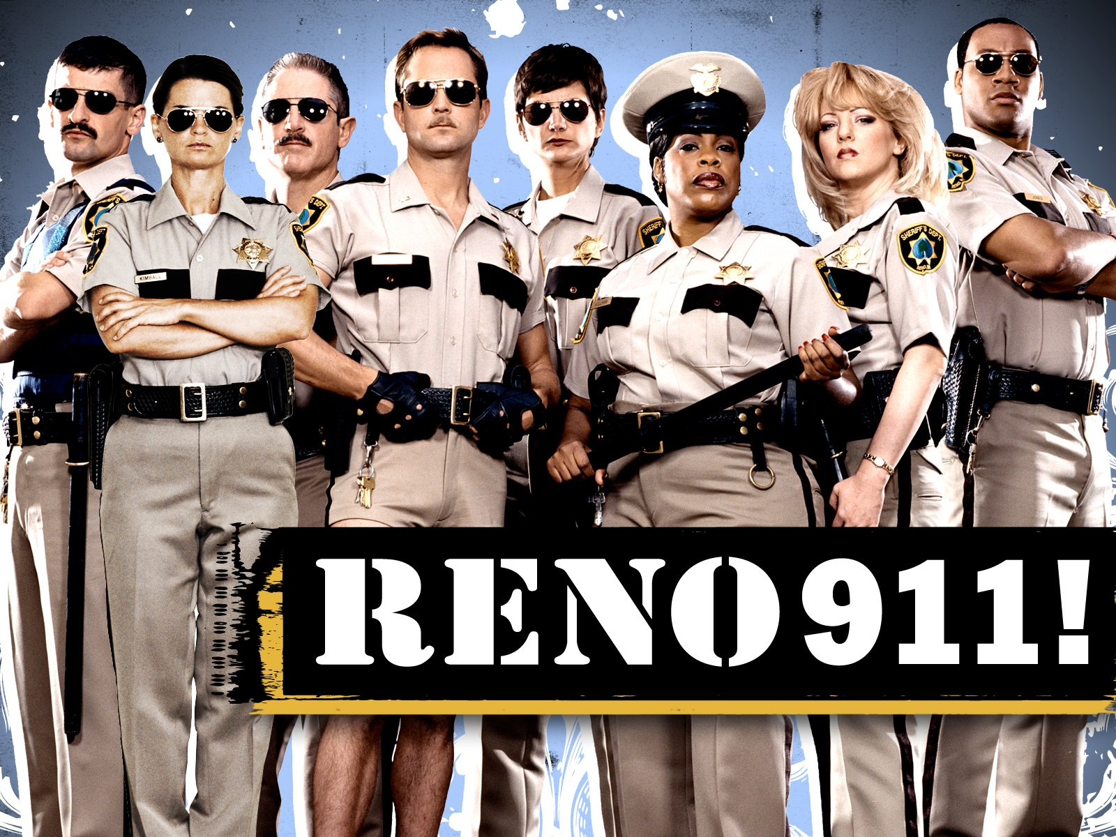 Reno 911! Revival Set at Streaming Service Quibi for Season 7!