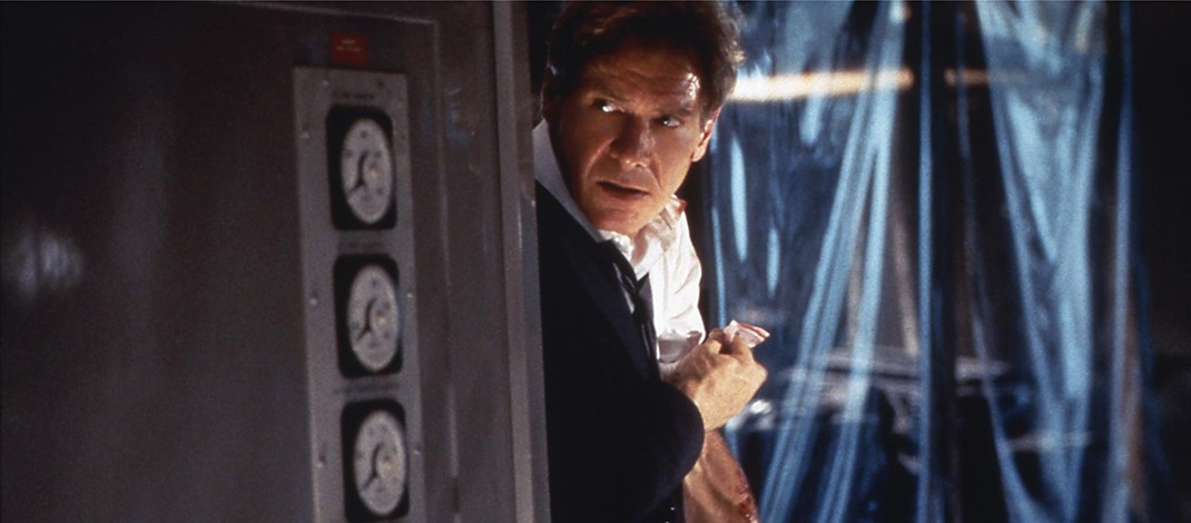 Harrison Ford  & Charlie Sheen Voted Best & Worst Presidents In FandangoNow Poll