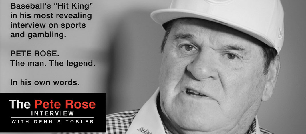 Pete Rose Hopes For Hall Of Fame, Now On Vimeo