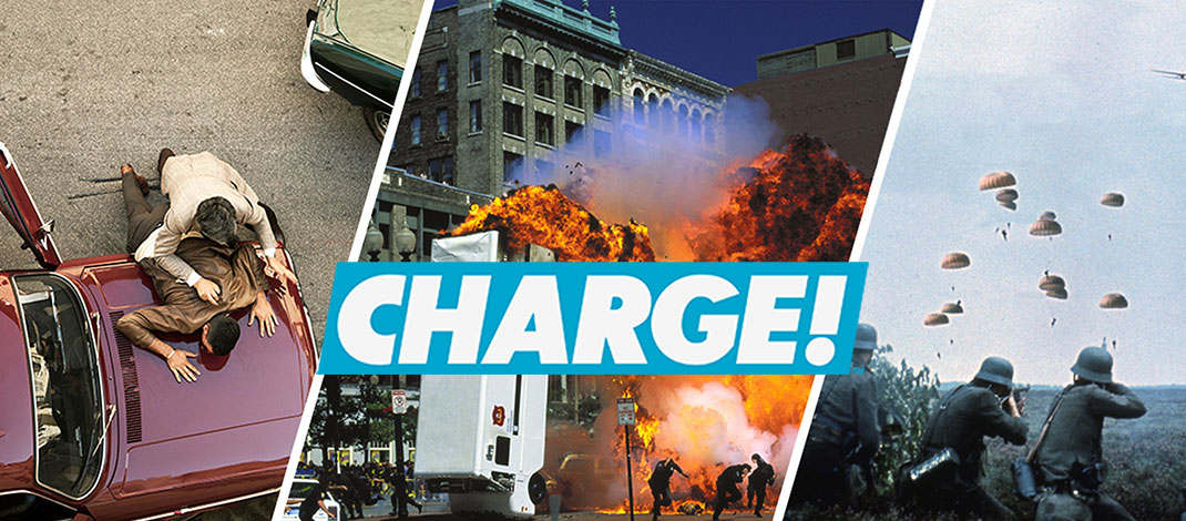 Stream CHARGE! Action Network Free Online