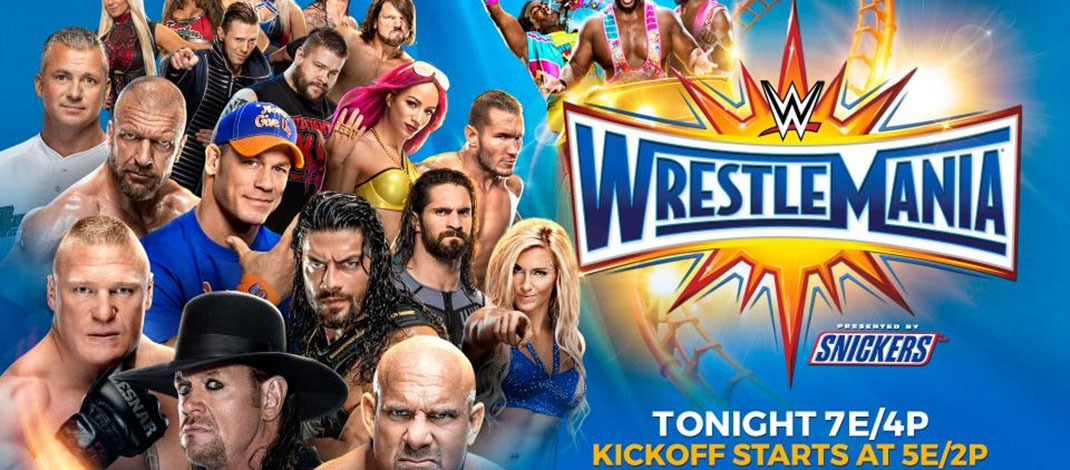 WrestleMania Free Tonight For New Subscribers