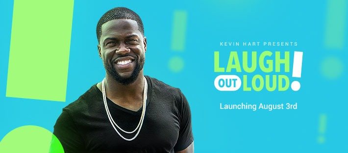 Lionsgate, Kevin Hart Launch Laugh Out Loud Streaming Channel