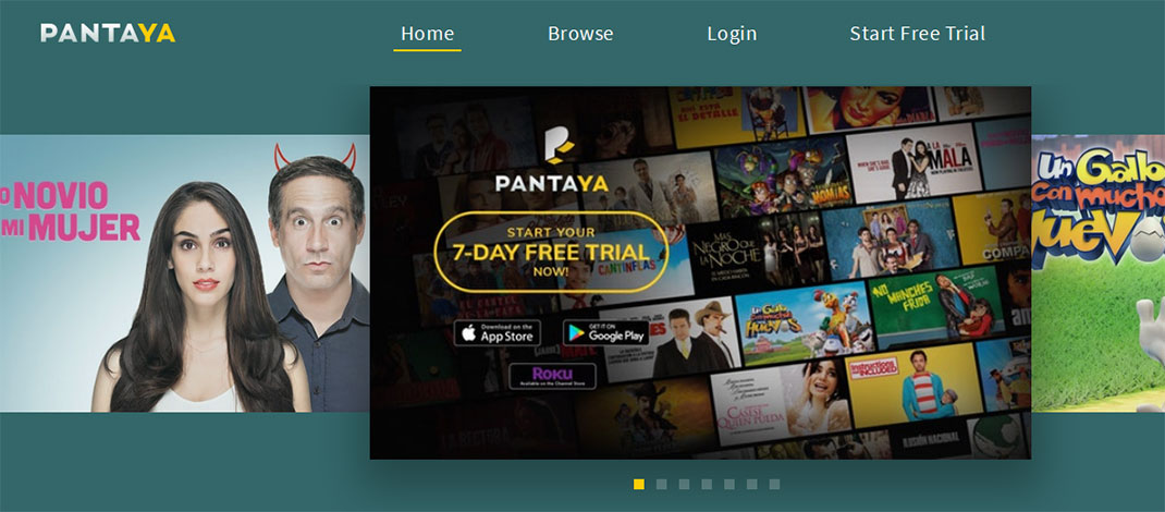 PANTAYA, Premium Spanish Language Streaming Service Launches