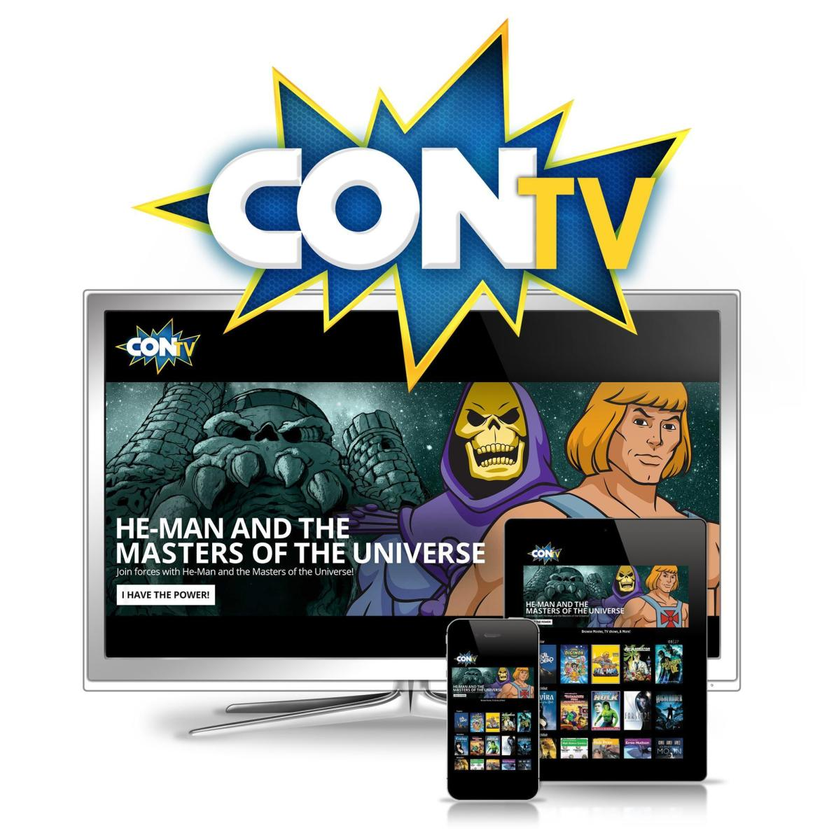 CONtv Launches On Pluto