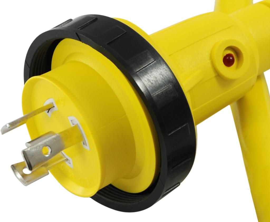 Conntek Nema L5 30p To Ss2 50r Marine Pigtail Adapter
