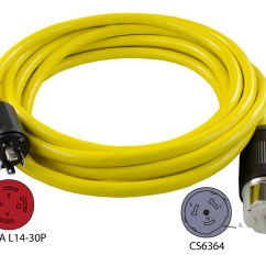 L14 30p Wiring Diagram 2 Rockford Fosgate P2 Conntek Tel1430 Nema 30 To Cs6364 Temp Power Cords