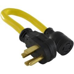 L14 30 Male Plug Wiring Diagram 7 Million Volt Stun Gun Conntek 14330 Nema 14 30p To 30r Dryer Generator
