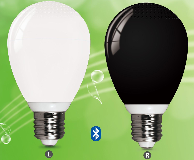 Bluetooth Speaker Light Bulb