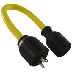 L14 30 Male Plug Wiring Diagram Casablanca Fan Remote Conntek P515l1430 Nema 5 15p To 30r Generator Pigtail