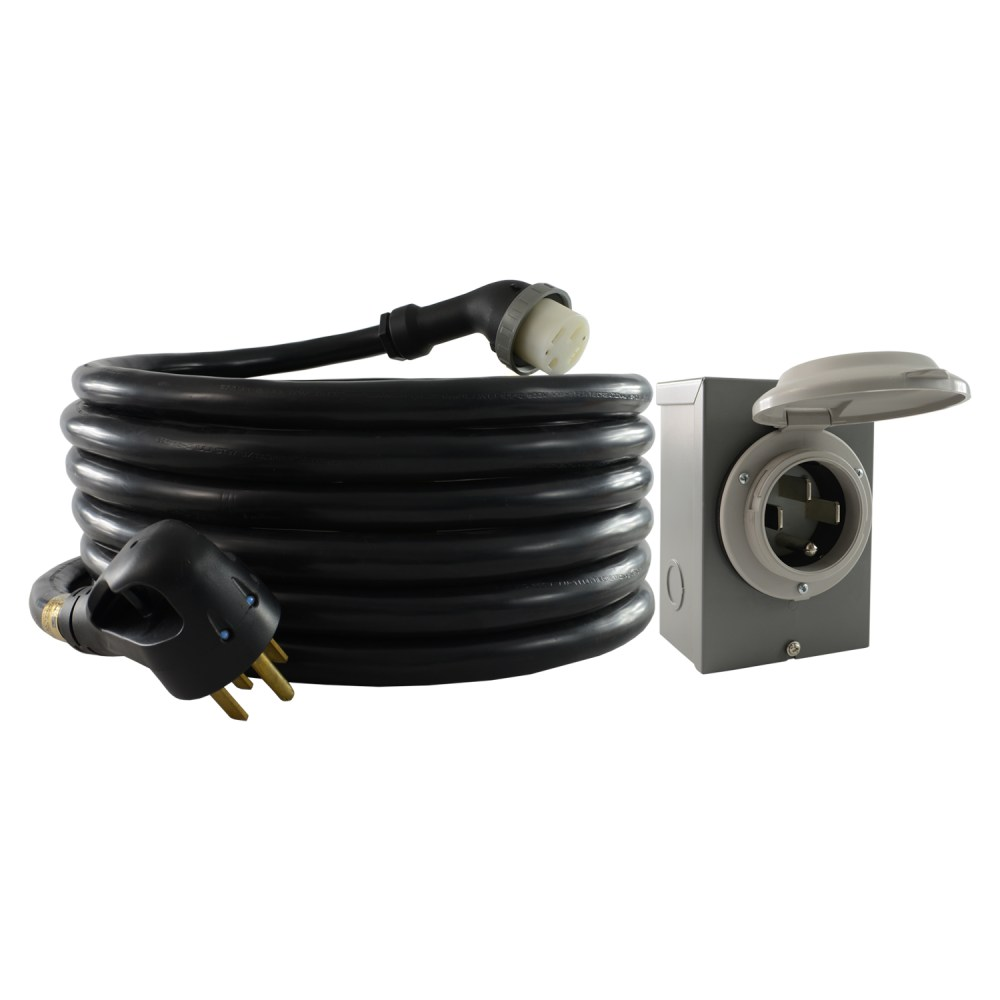 medium resolution of 14 50 cord and inlet box combo