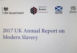 UK Modern Slavery Report