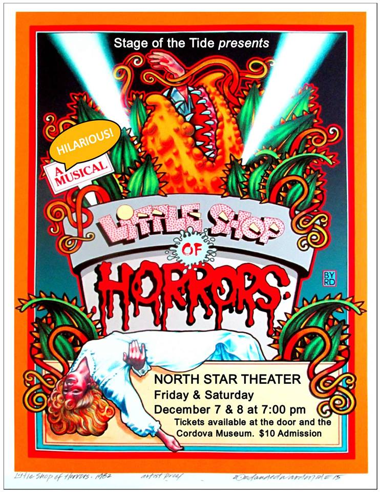 Little Shop of Horrors Musical