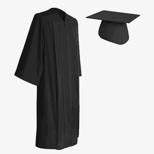 graduation cap gown schoen