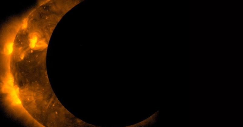 Technology Sheds Light on the Great American Eclipse