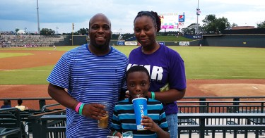 CTS Celebrates Family Night at the Ball Park