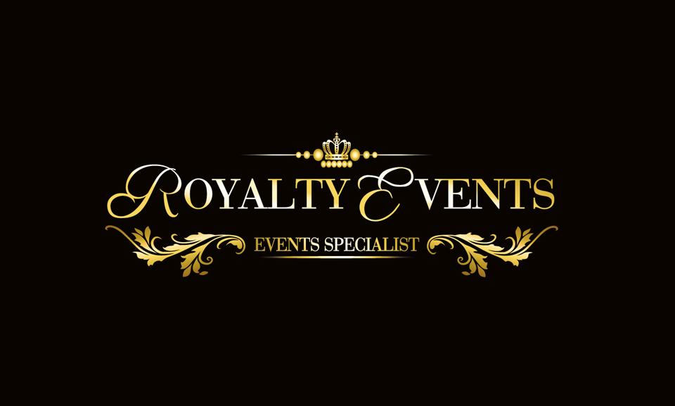 Royalty Events Logo  Core Design Communications Ltd