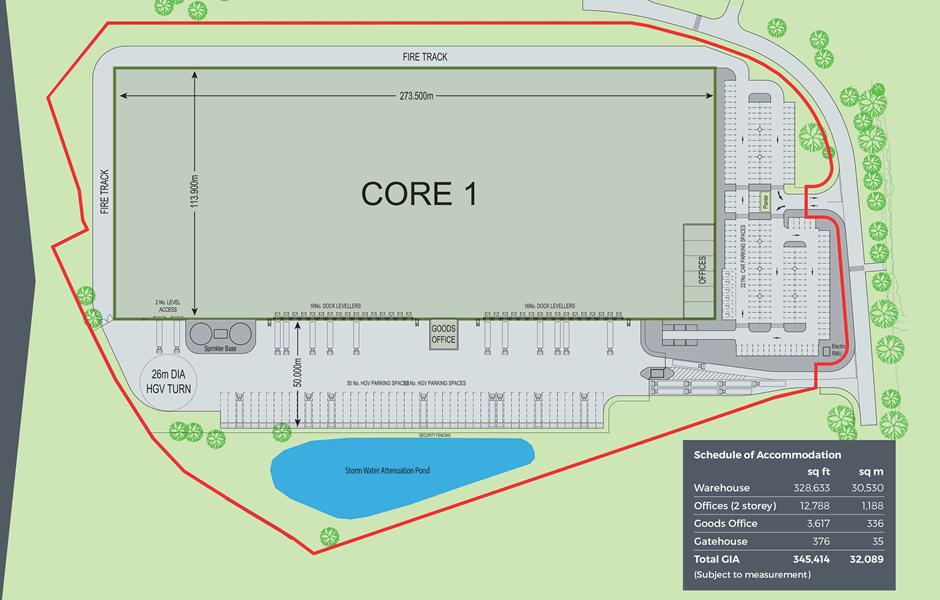 BigBox Availability - core42