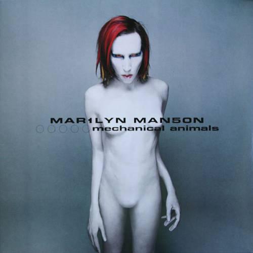 Marilyn Manson - Mechanical Animals - chronique | COREandCO webzine