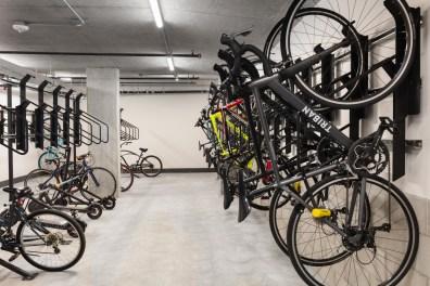 SparQ - Bike Room