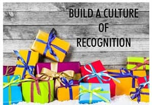 culture of recognition