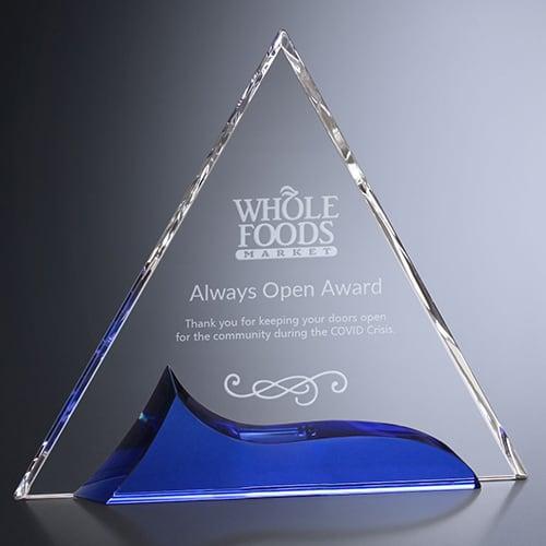 Always Open Award Example Image