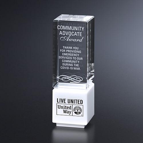 Community Advocate Award Image Example