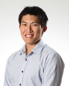 Isaac Wong - Physiotherapist