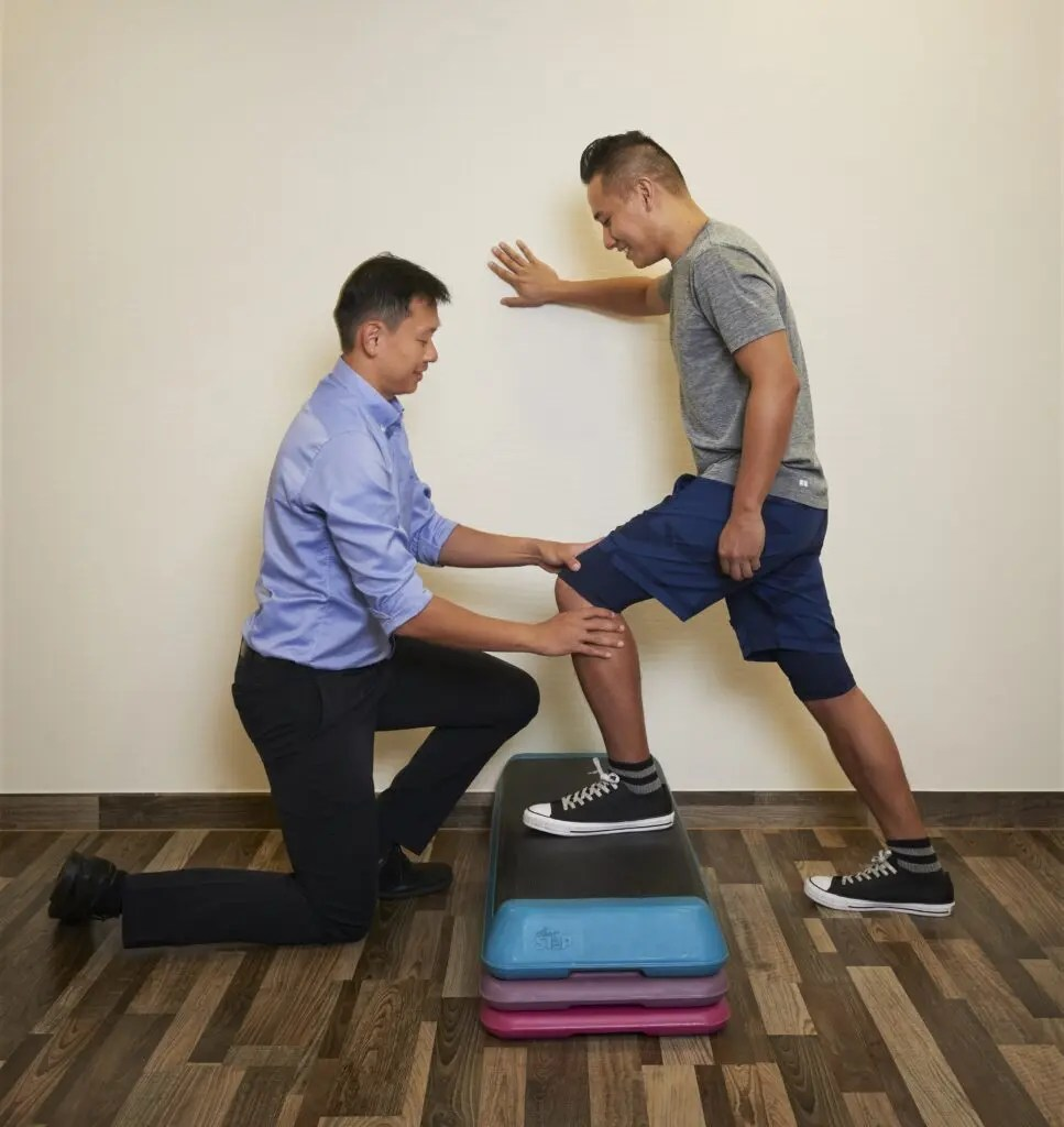 Physiotherapy for Knee Pain