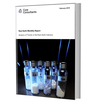 Rare Earth Monthly Report