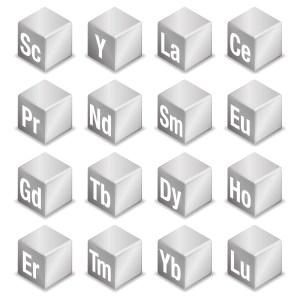 rare earth blocks