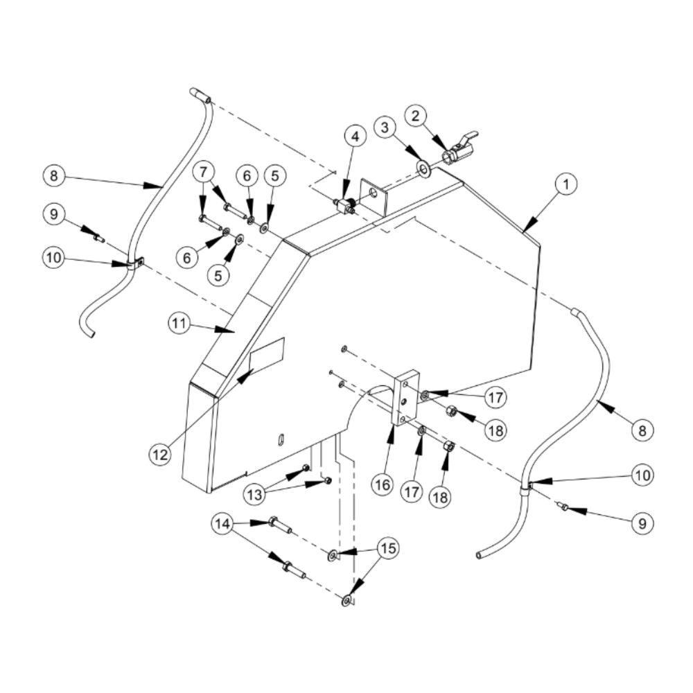 CC800M Diamond Products Core Bore Masonry, Block & Tile