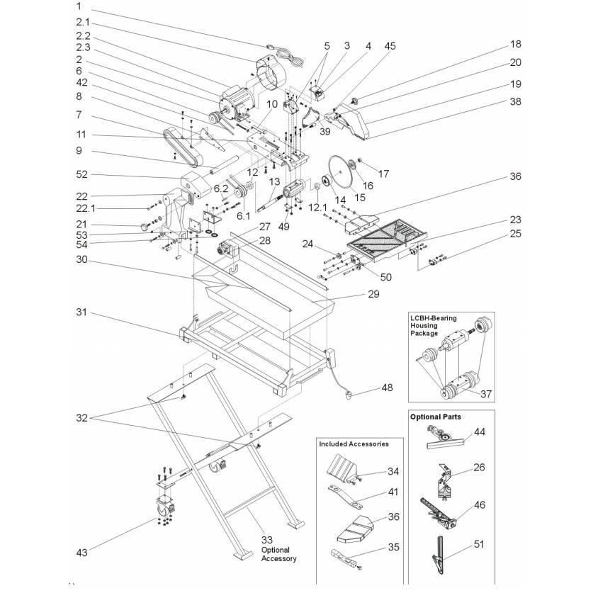 CC1000T Diamond Products Core Bore Masonry, Block & Tile